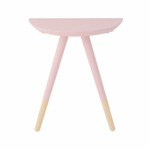 table de chevet shut bloomingville rose file dans ta. Black Bedroom Furniture Sets. Home Design Ideas