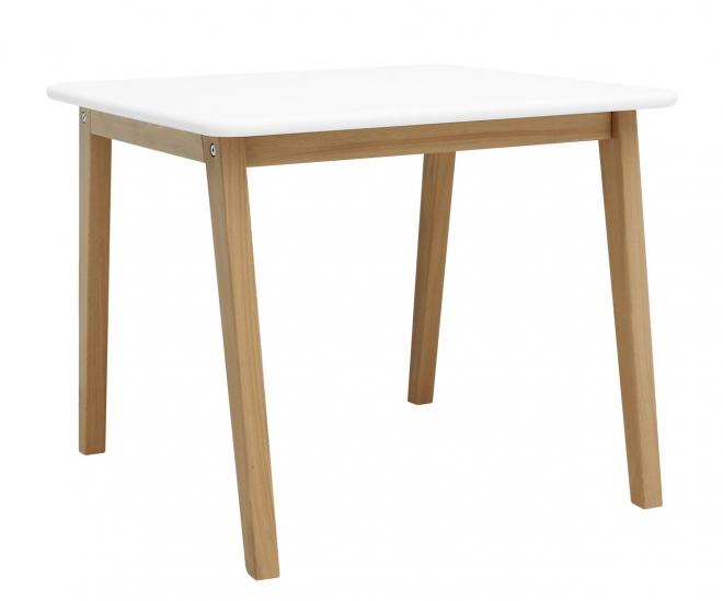 Table de jeu carrée Ivar
