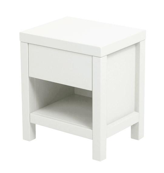 table de chevet quax. Black Bedroom Furniture Sets. Home Design Ideas
