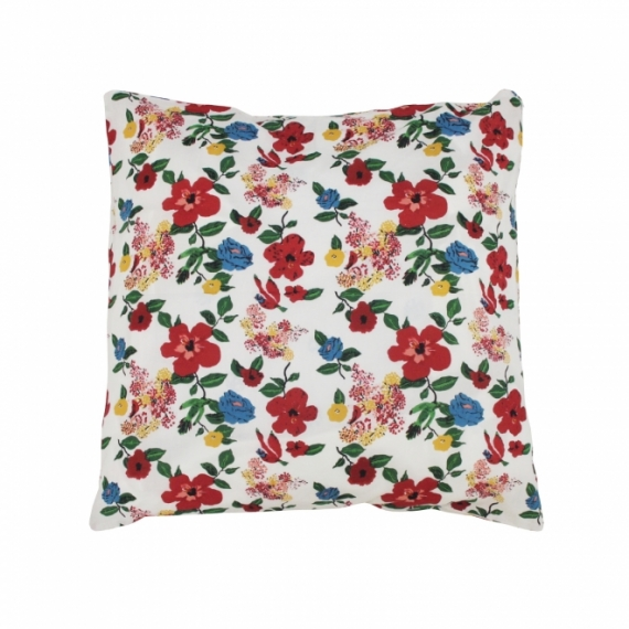 Taie d'oreiller 63x63 Hibiscus