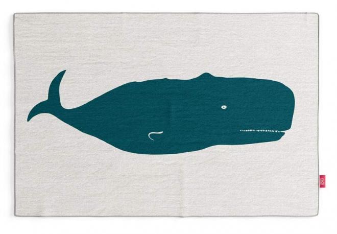 Tapis Baleine 97x145