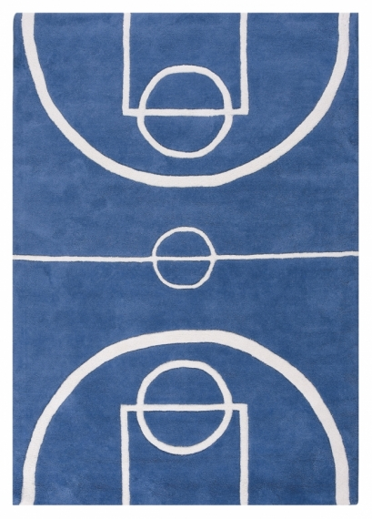 Tapis Basketball Court