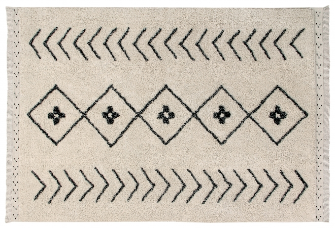Tapis Bereber Rhombs 140x210