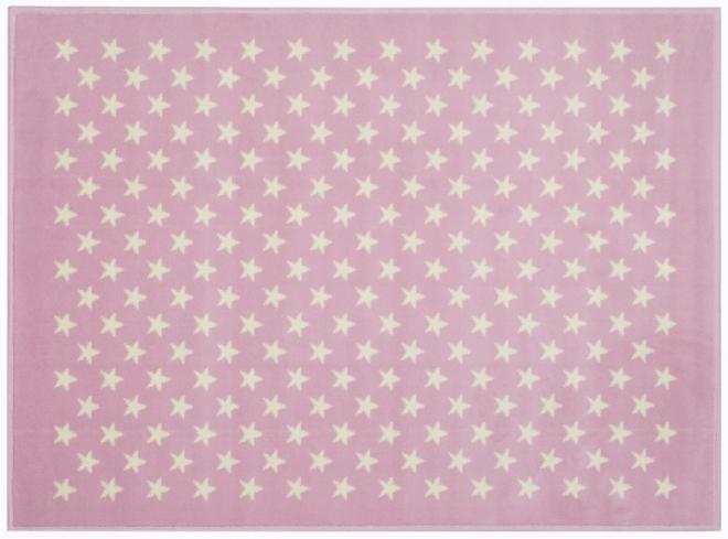 Tapis Pluie d'étoiles 140x200