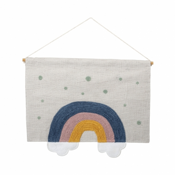 Tapis de mur Cloudy Rainbow