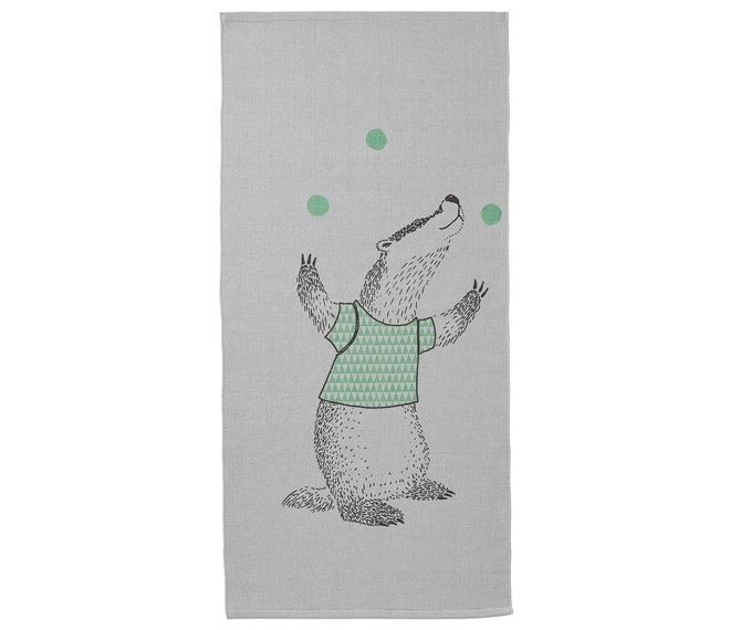 Tapis Badger