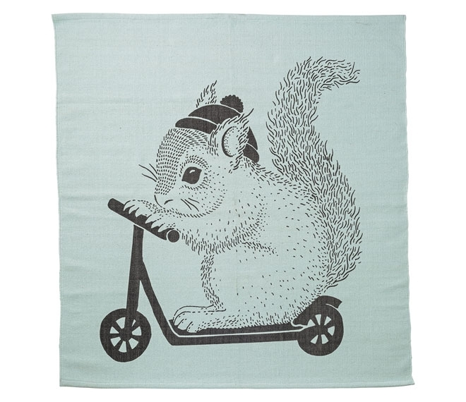 Tapis Squirrel