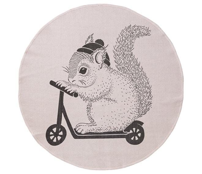 Tapis Squirrel Blush