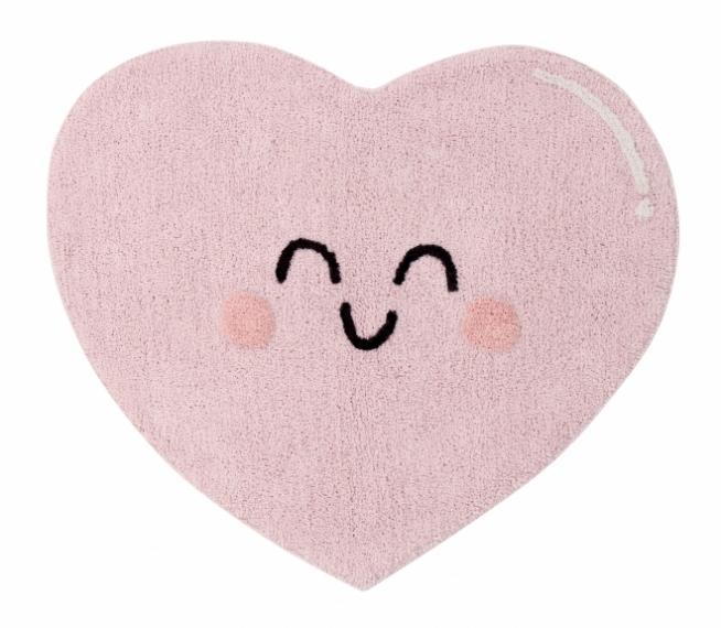 Tapis Happy Heart