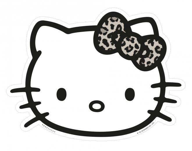 Tapis Hello Kitty 112 x 145