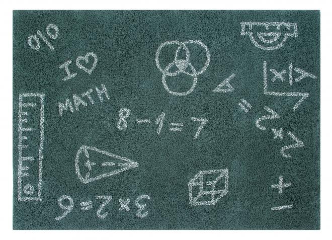 Tapis I Love Math 140x200