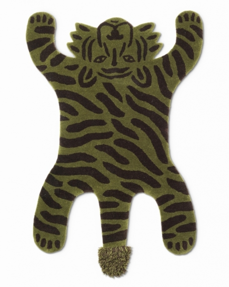 Tapis Safari Tiger