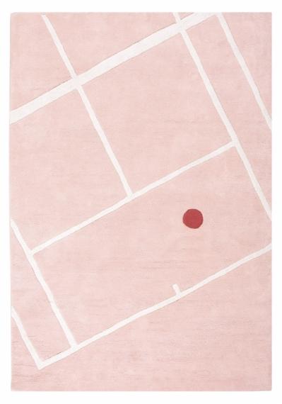 Tapis Tennis Court