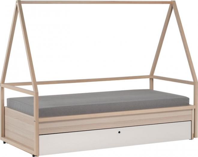 lit enfant tipi. Black Bedroom Furniture Sets. Home Design Ideas