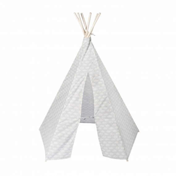 Tipi Enfant Clouds