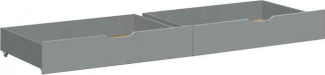 Tiroirs de rangement Basic 70x160