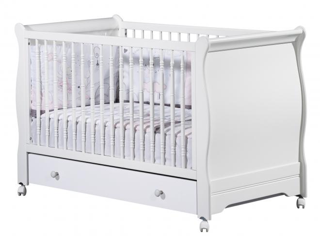 Tiroir Lit Little Big Bed Elodie 70x140