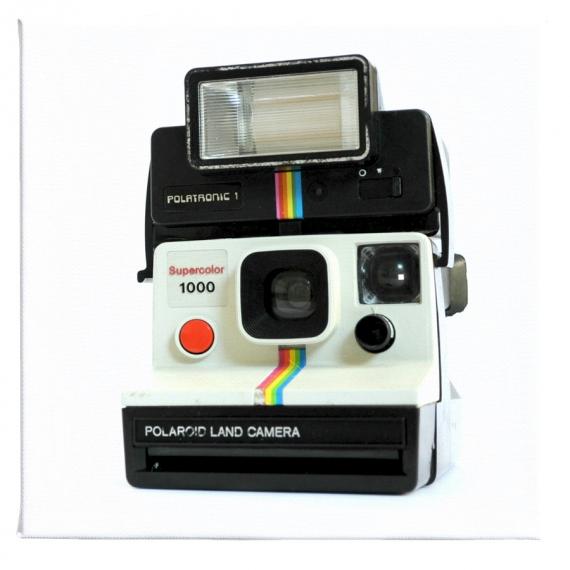 Toile Polaroid