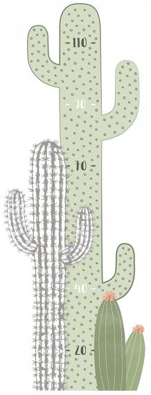 Toise Adhésive Cactus