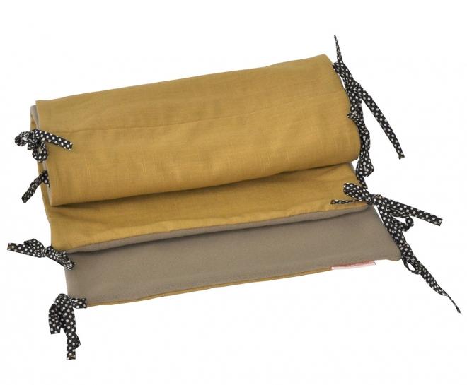 tour de lit livette 60x120 livette la suissette rose file dans ta chambre. Black Bedroom Furniture Sets. Home Design Ideas
