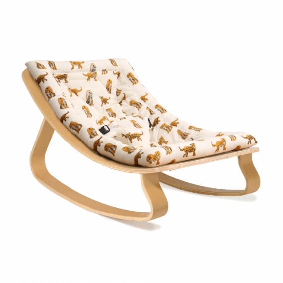Transat pour bébé Levo - hêtre Jaguar