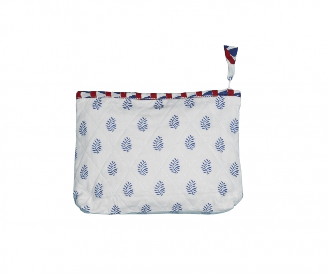 Trousse de toilette Blue Palm