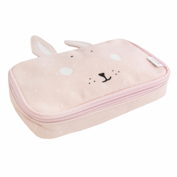 Trousse rectangulaire Lapin Mrs Rabbit