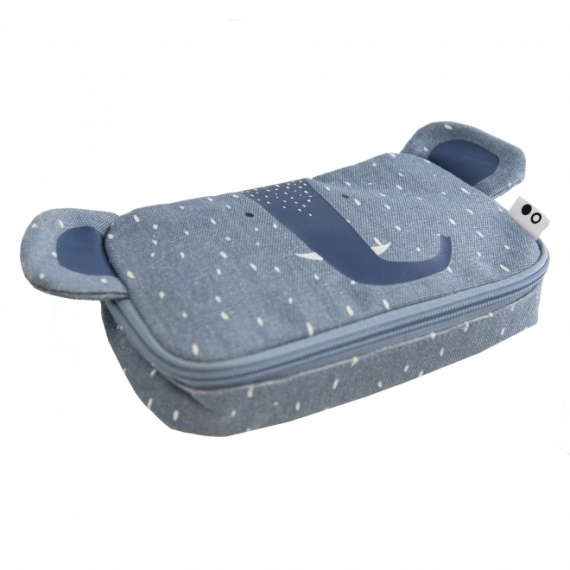 Trousse rectangulaire Mrs Elephant