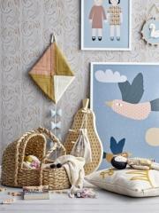 Affiche encadrée Oiseaux Birds