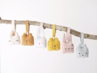 Hochet Bunny