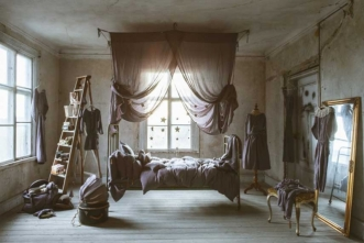 Bed Drape