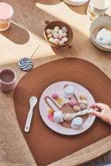 Set cuillère et fourchette Hathi