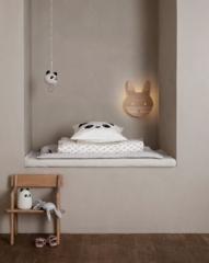 Parure de lit 100x140 Panda