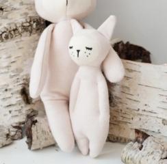 Doudou Hochet Bunny