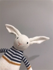 Doudou Lapin Mini Teddy Rabbit