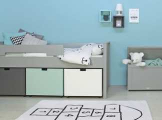 lit enfant le grand choix de lits enfant file dans. Black Bedroom Furniture Sets. Home Design Ideas