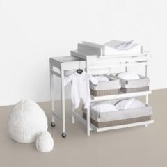 Meuble de bain + étagères Comfort Luxe