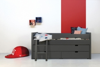 Set tiroirs pour lits Mix & Match Compact