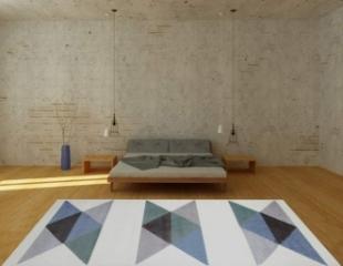 Tapis Geometric 120x170