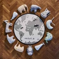 Tapis the World 135