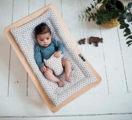 Transat pour bébé Levo - hêtre Bonton