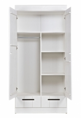 Armoire Connect + tiroirs