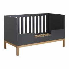 Barrière de sécurité lit bébé évolutif Indigo 70x140