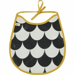 Bavoir Palermo Scales