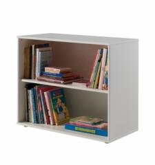 Bibliothèque pour lit mezzanine mi-hauteur Wild