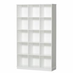 Bilbliothèque Wood 3x5
