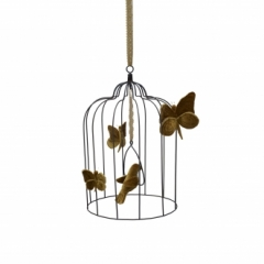 Bohemian Birdcage L