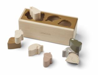 Boîte à puzzle Midas Friendship