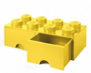 Brick Lego 8 avec tiroir