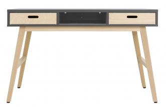En noir ado objet meuble voir avec bureau design bois dans pas